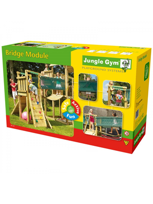 Комплект для сборки дополнительного модуля Jungle Gym Bridge