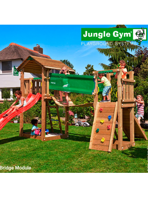 ������� ������� Jungle Cottage + Bridge Module