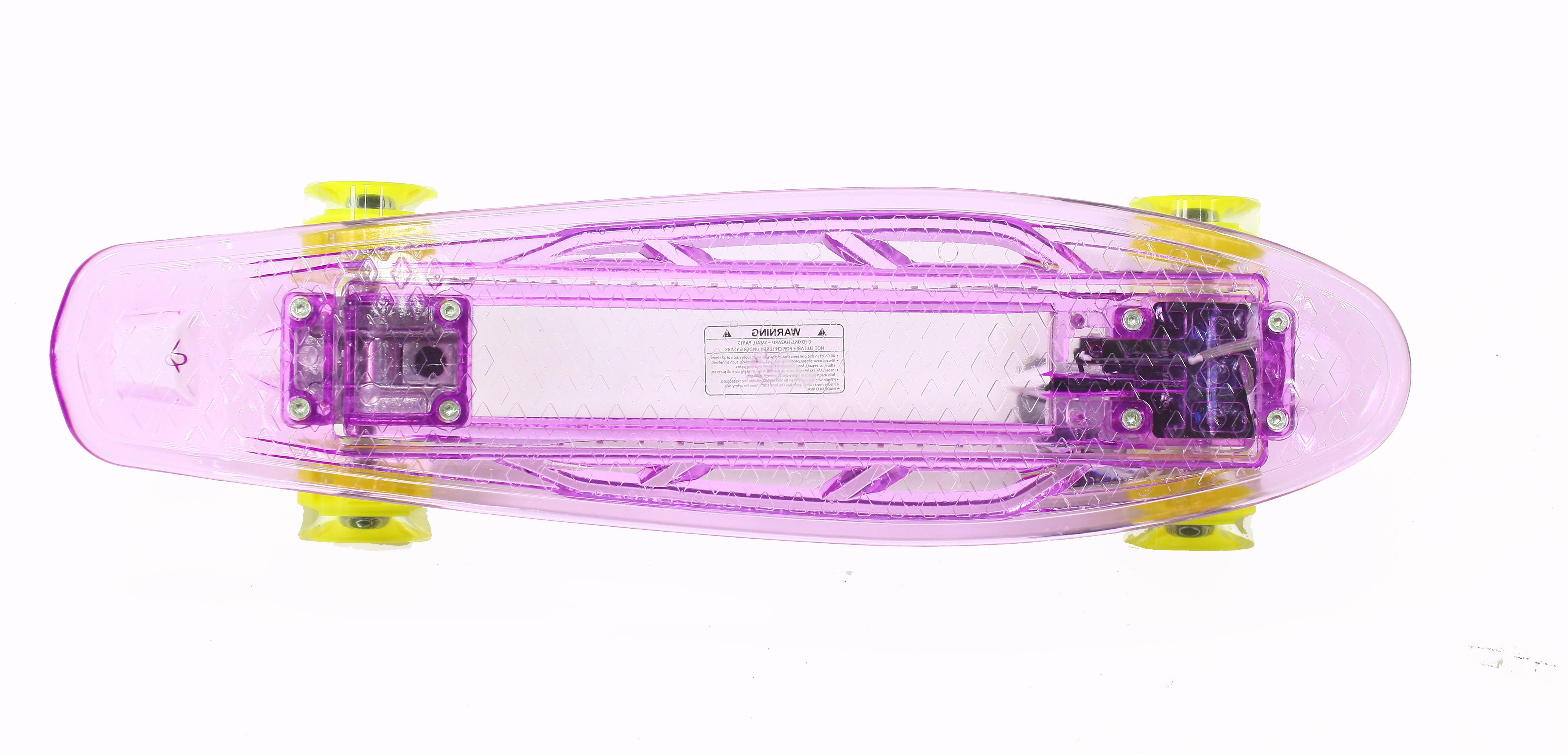 "Скейтборд Shark 22 "" Crystal Purple"
