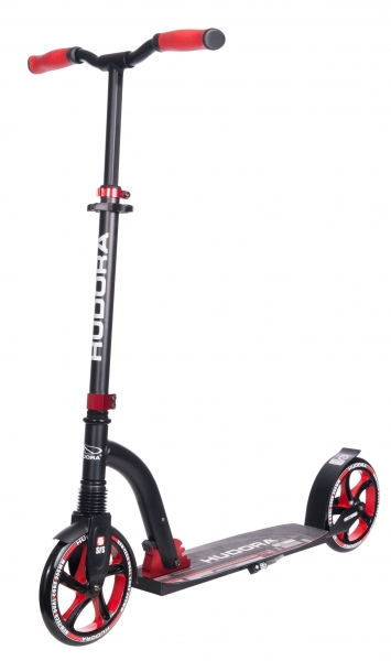 Самокат Hudora Big Wheel Flex 200. Фото №8