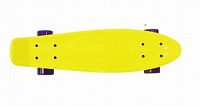 "Скейтборд Shark 22 "" Yellow"