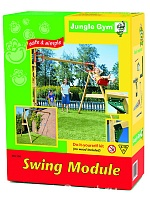Комплект для сборки дополнительного модуля Jungle Gym Swing