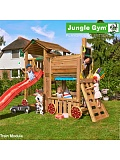 ������� ������� Jungle Cottage + Train Module