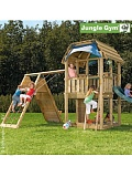 ������� ������� Jungle Gym Barn + Climb Module Xtra