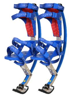 Джамперы Skyrunner Junior Blue, 20-40кг